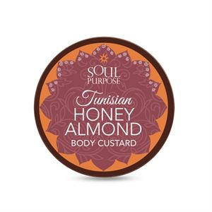 Picture of Tunisian Honey Almond Custard - 4 oz